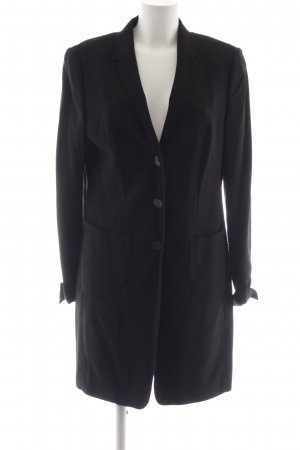 Windsor Long-Blazer schwarz Business-Look