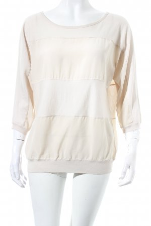 Windsor Longsleeve hellbeige Casual-Look