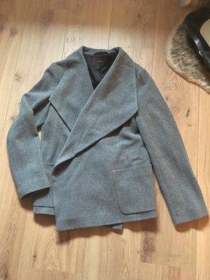 Windsor Veste en laine gris