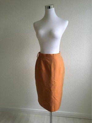 Windsor Midi Skirt dark orange