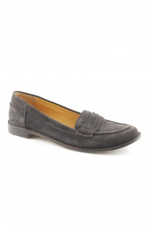 Windsor Slip-on Shoes anthracite classic style