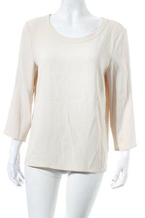 Windsor Schlupf-Bluse hellbeige klassischer Stil