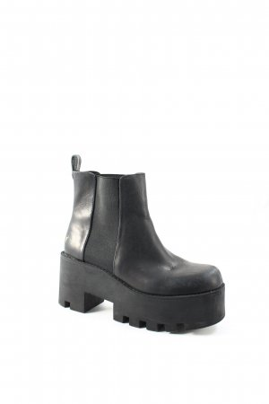 Windsor Smith Ankle Boots schwarz Casual-Look