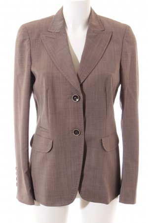 Windsor Smoking-Blazer braun Business-Look
