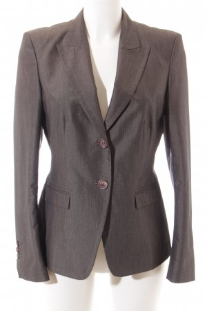 Windsor Smoking-Blazer dunkelgrau Elegant