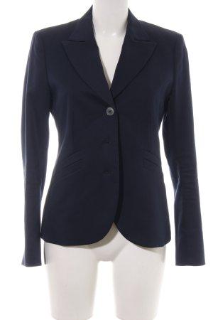 Windsor Smoking-Blazer schwarz-blau Business-Look