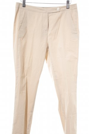 Windsor Stoffhose beige Business-Look