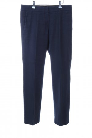 Windsor Stoffhose blau Business-Look