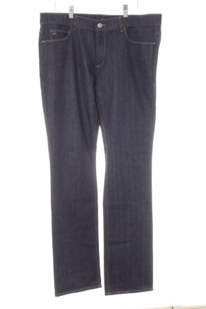 Windsor Straight-Leg Jeans dunkelblau Casual-Look