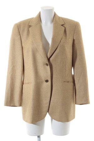 Windsor Sweatblazer gelb-beige Business-Look