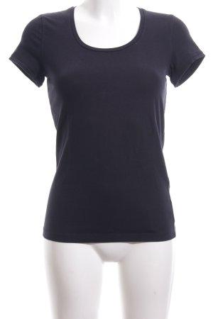 Windsor T-Shirt schwarz Casual-Look