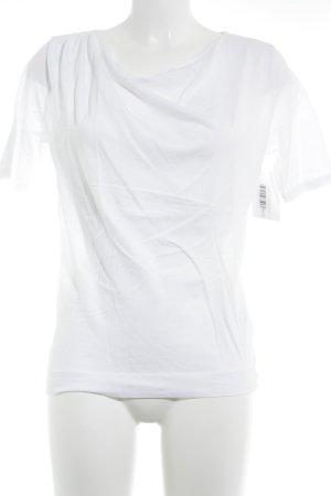 Windsor T-Shirt weiß Casual-Look