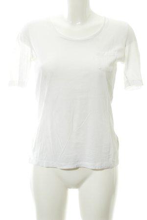 Windsor T-Shirt wollweiß Casual-Look