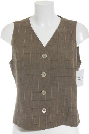 Windsor Traditional Vest beige-camel business style