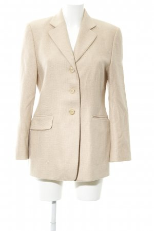Windsor Tweedblazer wollweiß Business-Look