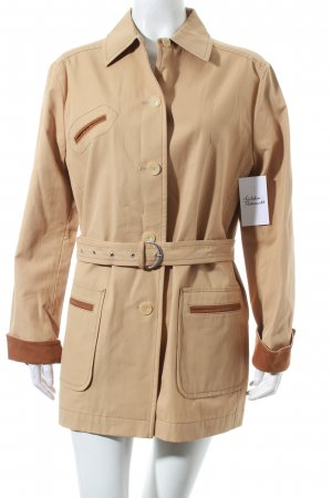 Windsor Übergangsjacke beige Brit-Look