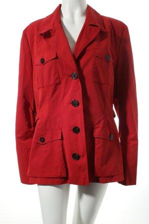 Windsor Übergangsjacke rot Casual-Look