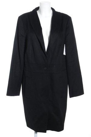 Windsor Übergangsmantel schwarz Elegant