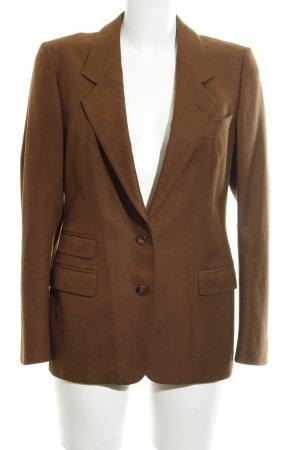 Windsor Blazer unisex marrón estilo «business»
