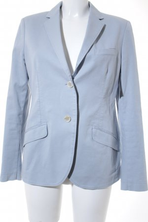 Windsor Unisex-Blazer hellblau-himmelblau Business-Look
