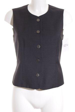 Windsor Vest dark grey classic style