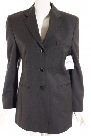 Windsor Woll-Blazer anthrazit Business-Look