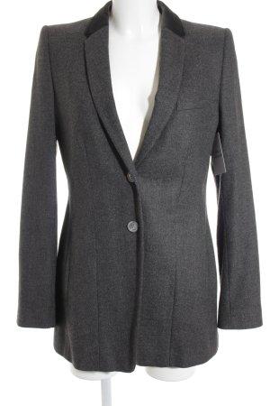 Windsor Woll-Blazer dunkelgrau Business-Look