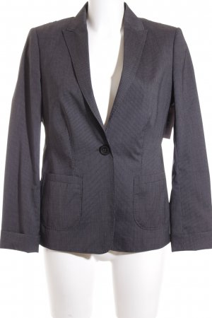 Windsor Woll-Blazer dunkelgrau Nadelstreifen Business-Look