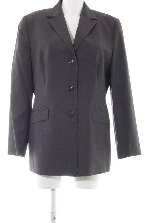 Windsor Woll-Blazer grau Business-Look
