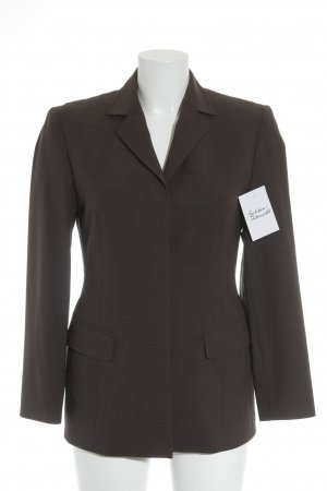 Windsor Woll-Blazer graubraun Casual-Look