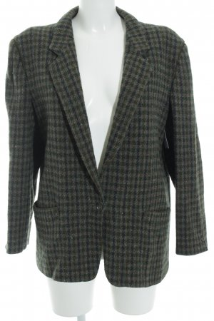 Windsor Woll-Blazer Karomuster Brit-Look