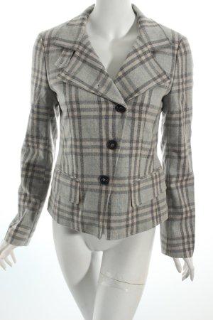 Windsor Woll-Blazer Karomuster klassischer Stil