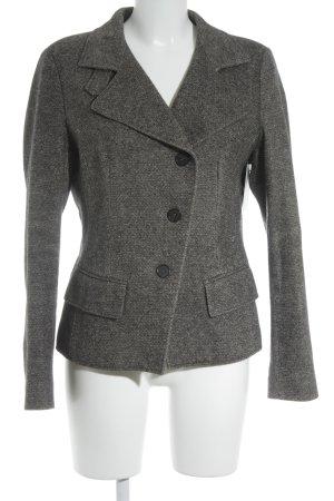 Windsor Woll-Blazer meliert klassischer Stil