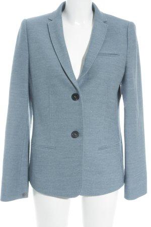 Windsor Woll-Blazer neonblau Business-Look