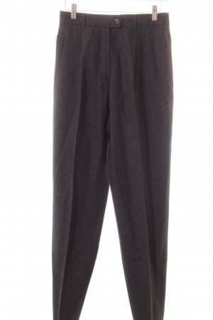 Windsor Wollhose anthrazit Business-Look