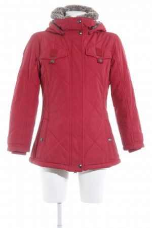 Windstopper rot-hellbraun Casual-Look