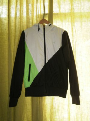 Volcom Windbreaker multicolored polyester