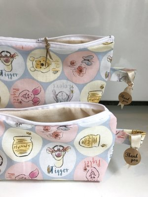 Winnie the Pooh Taschen Set Blogger Kosmetik
