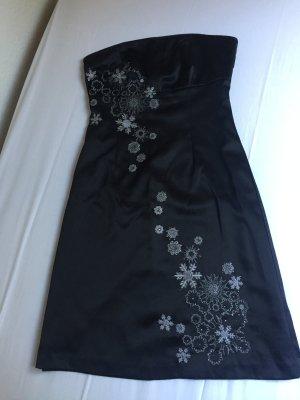 Winter-Abendkleid