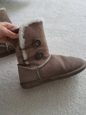 Winter Boots mit Fell