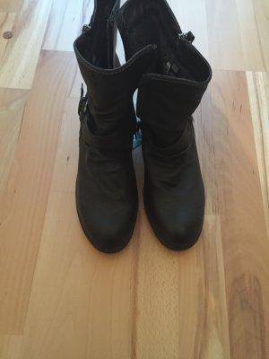 Winter Boots schwarz