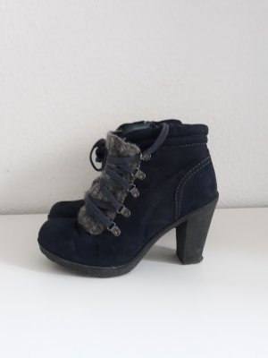 Bellissima Booties grey-dark blue