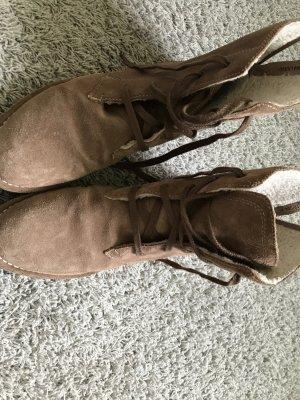 Winter Boots Wildleder