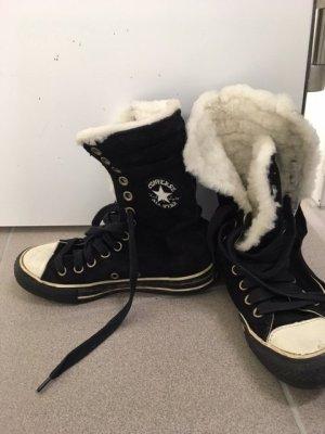 Winter Converse Chucks Gefuttert - 36
