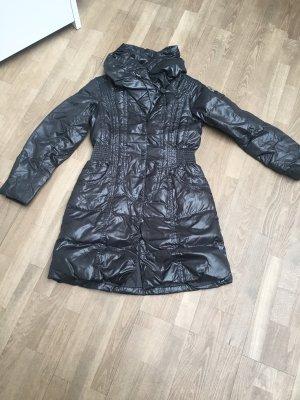 Milestone Manteau en duvet gris anthracite