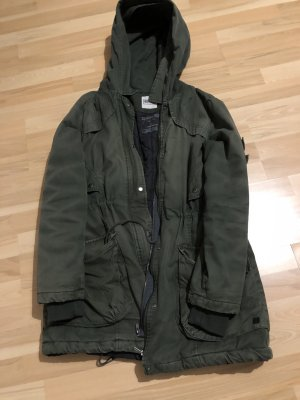 Object Parka verde oscuro