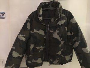 Winter Jacke Camouflage