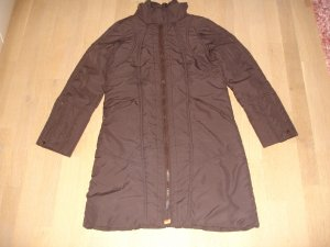 Damo Long Jacket brown