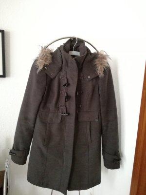 Tom Tailor Denim Long Jacket grey