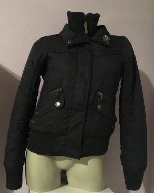 Winter Jacke von Only Gr. S dunkelblau